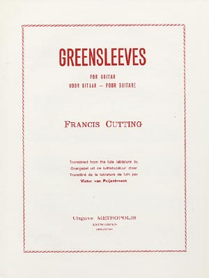 Cutting : Greensleeves