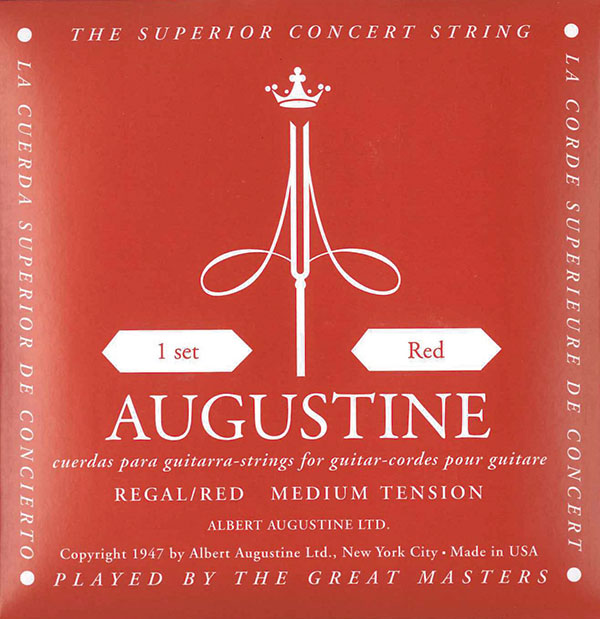 AUGUSTINE/Regals Red (SET)